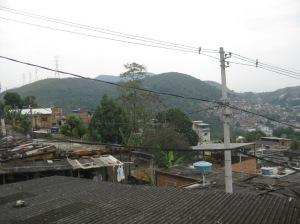 A Favela in Rio de Janeiro