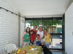 Me and my Argentinian family