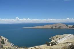 Isla del Sol, Lake Titicaca. Bolivia