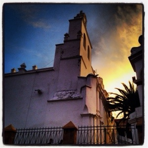 Sunset In Sucre