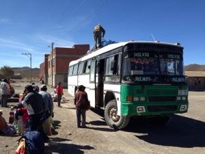 The Prison Bus