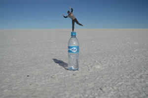 Salt Flat Bottle shot